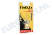 S742-030 Stanley Hangslot Solid Brass 30mm