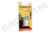S742-031 Stanley Hangslot Solid Brass 40mm