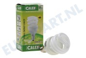 576376 Calex T2 twister spaarlamp 240V 8W E14, 2700K