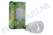 576400 Calex T2 twister spaarlamp 240V 20W E27, 2700K
