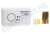 First Alert Koolmonoxide melder CO-9B-FA-BNLR