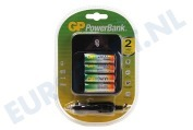 Batterijlader Powerbank 550GS