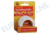Textielband Textielband Wit