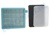 Philips 432200493801 Filter Hepa filter 146x126x35mm FC8470, FC8471, FC8472, FC9322