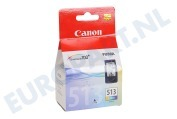 Canon 1426743 Canon printer Inktcartridge CL 513 Color MP240, MP260, MP480