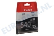 Canon 5225B005 PG 540 Canon printer Inktcartridge PG 540 Black Pixma MG2150, MG3150
