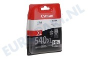 Canon 1714020 PG 540 XL Canon printer Inktcartridge PG 540 XL Black Pixma MG2150, MG3150