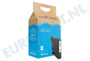 Wecare K12315W4 Epson printer Inktcartridge T0712 Cyan D78 DX4000 DX4050
