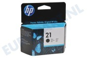 HP Hewlett-Packard 1555468 HP 21 HP printer Inktcartridge No. 21 Black Deskjet 3920, 3940