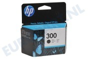 HP Hewlett-Packard 1561904 HP 300 Black HP printer Inktcartridge No. 300 Black Deskjet D2560, F4280