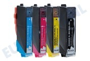 Easyfiks SD534EE HP364XL Multipack HP printer Inktcartridge No. 364 XL 4-pack BK/C/M/Y Multipack Photosmart C5380, C6380