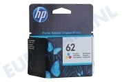 HP 62 Color Inktcartridge No. 62 Color