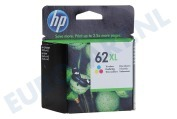 Hp 62 XL Color Inktcartridge No. 62 XL Color