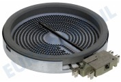 289561, 00289561 Straalelement 1200 W -160 mm-