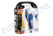 Tondeuse Colourpro wit/blauw