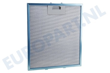 Zanussi Afzuigkap 4055250429 Filter Metaalfilter 267x307mm.