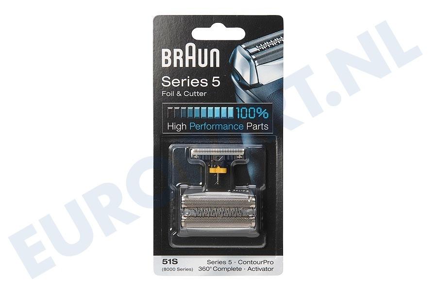 Braun scheerapparaat series 5 onderdelen