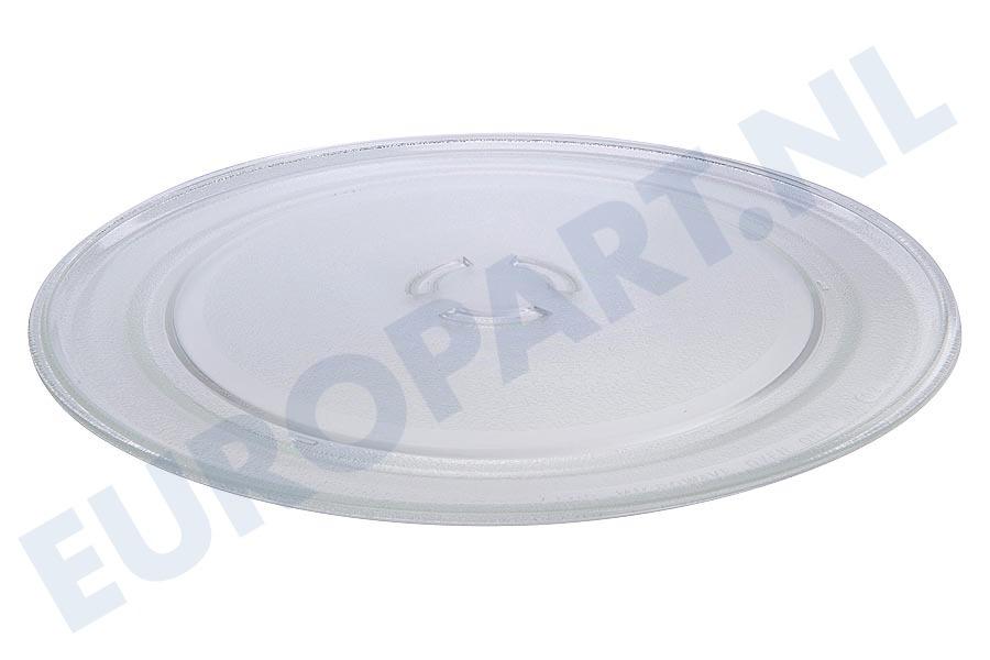 Glasplaat magnetron whirlpool