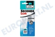 Universeel 1490132  Lijm BISON secondelijm +25% extra industrie flacon