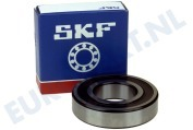 SKF LA82198 62062RS Wasmachine Lager 6206 2RS1    30x62x16