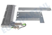 Whirlpool 258795, C00258795 Wasdroger Verwarmingselement 2200 W Blokmodel ISA60V, AS60VEX, IS60VEX
