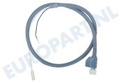 Ariston-Blue Air 372679, C00372679 Vaatwasser Slang Toevoer, incl. Waterslot LFT228A, DIF36A