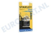 S742012 S742-012 Stanley Hangslot Solid Brass Chrome Plated 40mm
