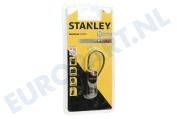 S742013 S742-013 Stanley Hangslot Solid Brass Chrome Plated 50mm