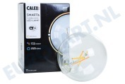 429036 Smart LED Filament Clear Globelamp E27 Dimbaar