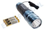 GP 260LOE203C3  Zaklamp GP Discovery LED Cree Incl. 3x AAA batterij
