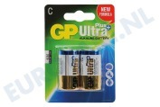 GP  03014AUPU2 LR14 Ultra Plus Alkaline C Engelse staaf Ultra Plus Alkaline