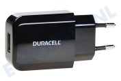 Universeel  DRACUSB3-EU Single USB Lader 5V/2.1A