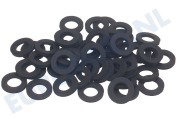 Corcho 651008448  Afdichtingsring 3/4 rubber voor o.a. toevoerslang