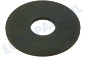 Dps 711478  Rubber bodemklep 74x22x2mm DHZ