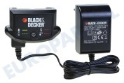 Black & Decker  90590287 Acculader ASL146, EPL148, GLC1825