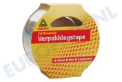 415 Klussentape 10M 48mm Glashelder