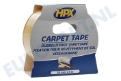 CT5005 Carpet tape Dubbelzijdig 50mm x 5m