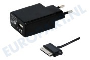 BME599 USB Aansluitkabel 2.0 A Male - USB 2.0 A Female 2.5meter
