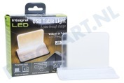 Integral  ILTLWH Usb table light Dimbaar dmv dimtoets