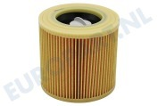 Karcher  64145520 6.414-552.0 Patroonfilter 2101-2101 TE-1000 2201F