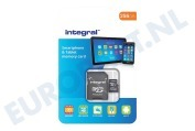 Integral  INMSDX256G10-90SPTAB Micro SDHC Class 10 256GB 90MB/s Micro SDHC card 256GB 90MB/s