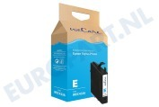 Wecare K12117W4 Epson printer Inktcartridge T0552 Cyan Epson Photo RX420/425