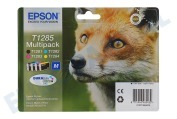 Epson 2666337 C13T12854010 Epson printer Inktcartridge T1285 Multipack Stylus S22, Office BX305F