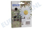Epson EPST180140 Epson printer Inktcartridge T1801 Black geschikt voor o.a. Expression Home XP30, XP142
