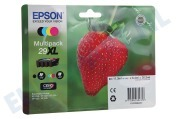 Epson Epson printer C13T29964010 T2996 Epson 29XL Multipack XP235, XP332, XP335