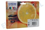 Epson Epson printer 2890560 T3337 Epson 33 Multipack XP530, XP630, XP635, XP830