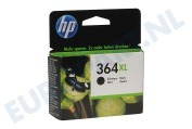 HP Hewlett-Packard 1627419 HP 364 Xl Black HP printer Inktcartridge No. 364 XL Black Photosmart C5380, C6380
