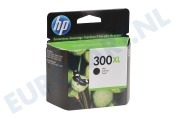 HP-CC641EE HP 300 XL Black Inktcartridge No. 300 XL Black