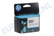 HP-CH562EE HP 301 Color Inktcartridge No. 301 Color