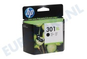 HP-CH563EE HP 301 XL Black Inktcartridge No. 301 XL Black